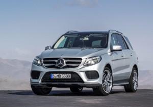 Mercedes GLE 07