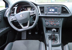 Seat Leon ST 02