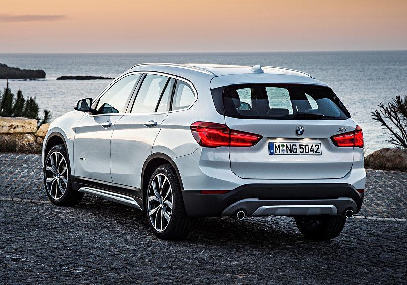 Der neue BMW X1. | auto-reise-creative