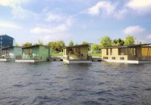 Center Parcs Hausboote1