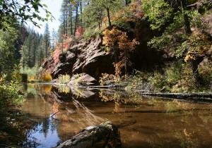 Oak Creek Canyon 01