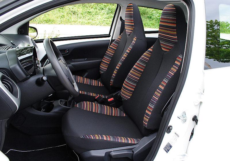 der lifestyle mini citro n c1 auto reise creative. Black Bedroom Furniture Sets. Home Design Ideas