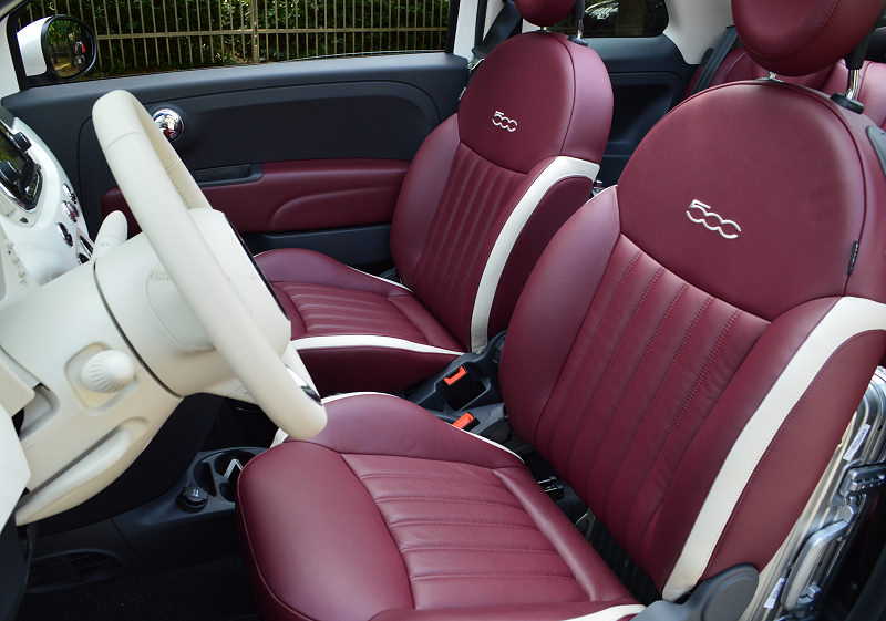 fiat 500 to be continued inkl video auto reise. Black Bedroom Furniture Sets. Home Design Ideas