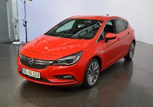 Opel Astra Sitz 05