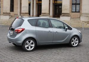 Opel Meriva 08