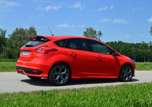 Ford Focus ST 12