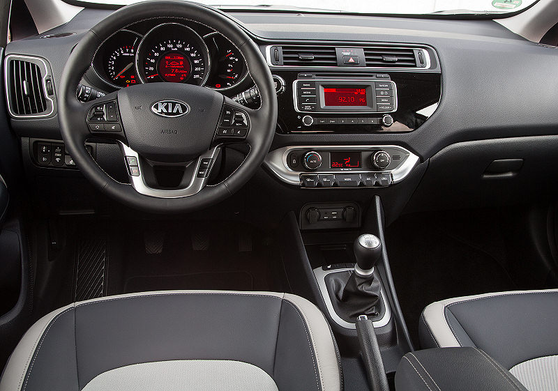 kia rio 1 4 cvvt ecodynamics auto reise creative. Black Bedroom Furniture Sets. Home Design Ideas