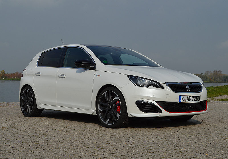 peugeot 308 gti by peugeot sport auto reise creative. Black Bedroom Furniture Sets. Home Design Ideas