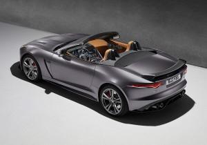 Jaguar FTYPE SVR Update 07