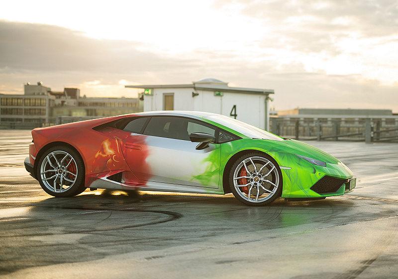 Lamborghini Huracan 03