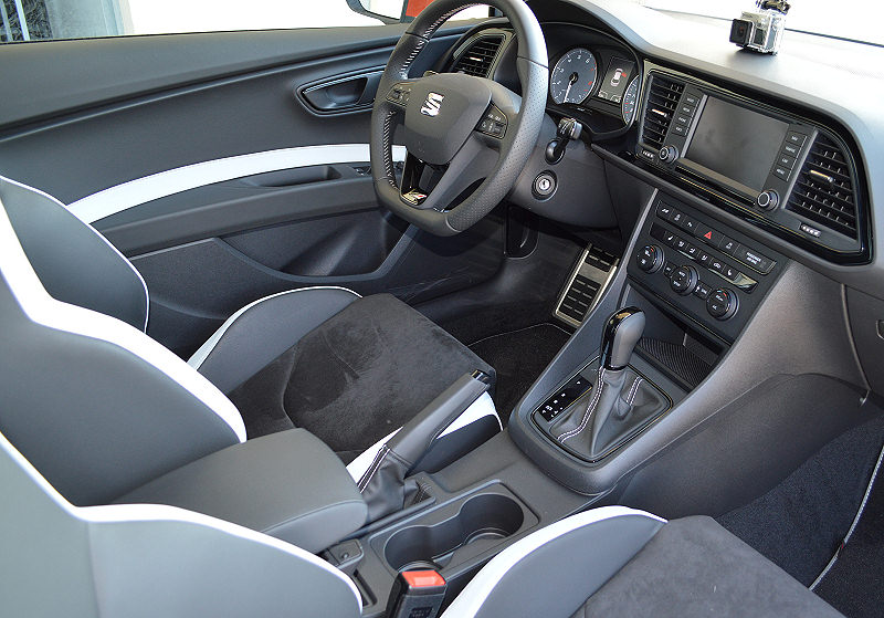 seat leon st cupra 290 auto reise creative. Black Bedroom Furniture Sets. Home Design Ideas