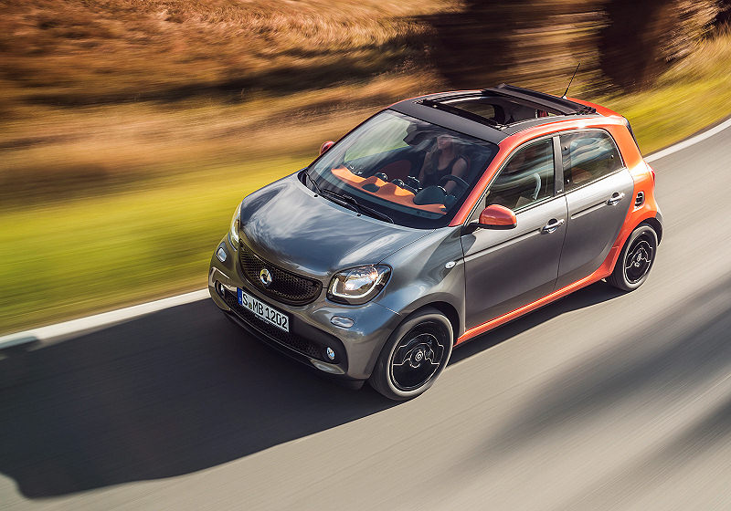 smart forfour 05