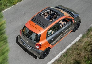 smart forfour 08