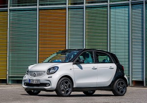 smart forfour 09