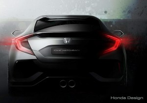 Honda Civic Hatchback 01
