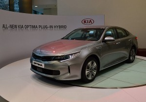 Kia Optima Hybrid 01