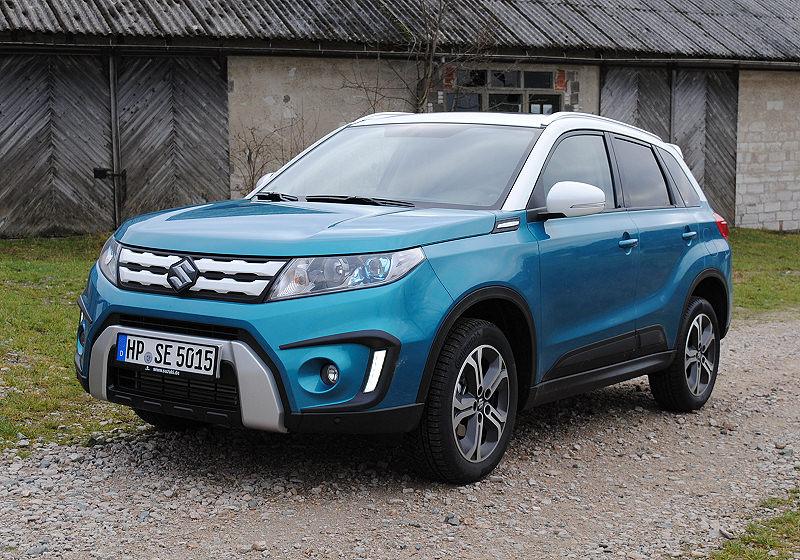 Suzuki Vitara | auto-reise-creative