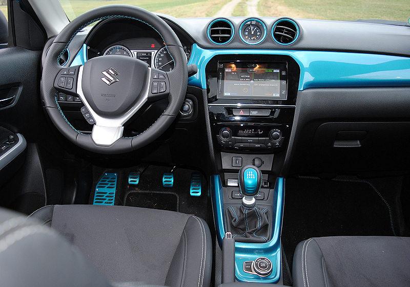 Einen Suzuki Vitara 06