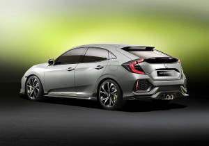Honda Civic Hatchback Prototyp 01