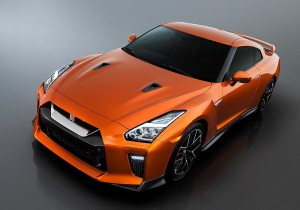Nissan GTR 01