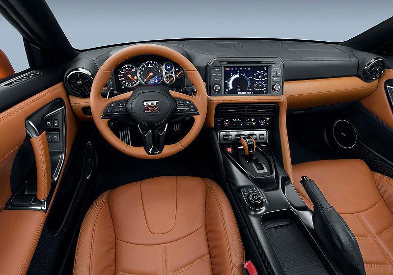Neuer Nissan Gt R Auf Der New York Auto Show Auto Reise Creative