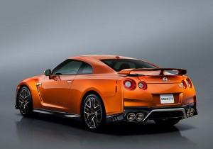 Nissan GTR 08