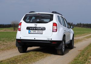Dacia Duster 09