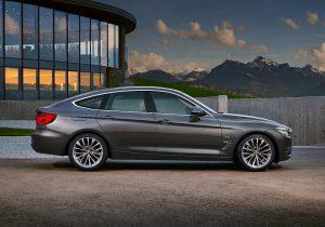 BMW 3er GT Facelift 05