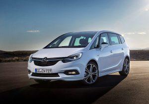 Opel Zafira 01