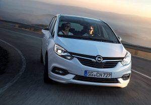 Opel Zafira 02