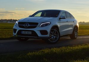 Mercedes GLE Coupe 12