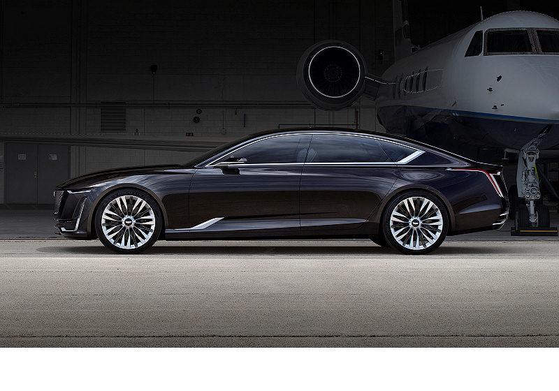 Cadillac Escala Concept titel