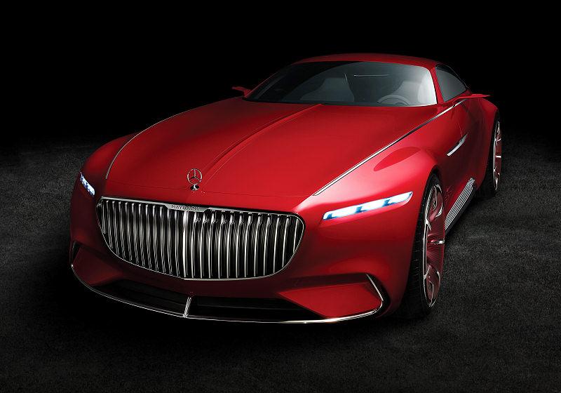 Mercedes-Maybach Vision 6 06