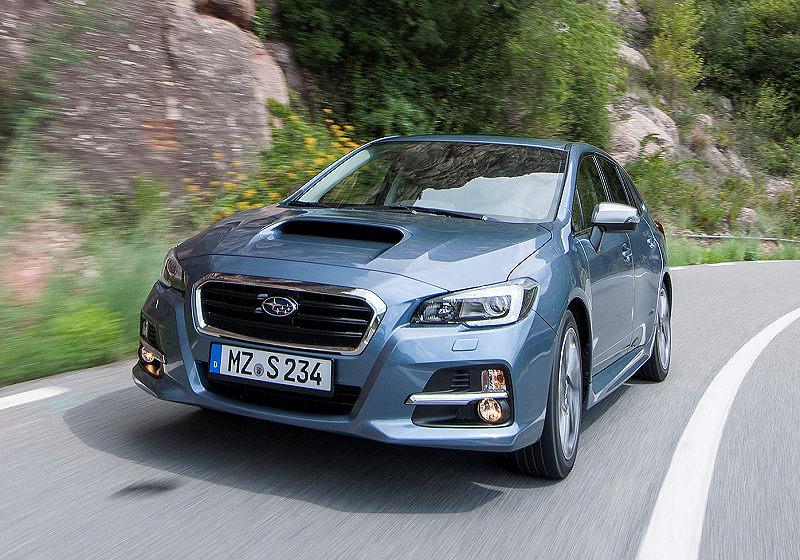 Subaru Levorg 10