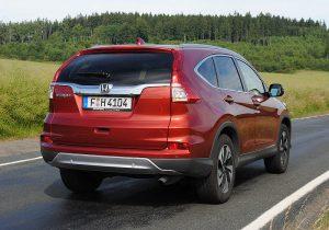 Honda CRV 10