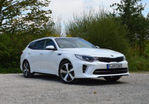 Kia Optima Sportswagon 12