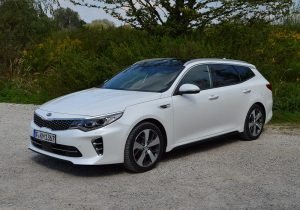 Kia Optima Sportswagon 14