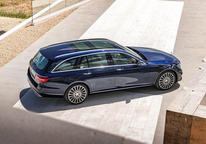 Das Neue Mercedes Benz E Klasse T Modell Auto Reise Creative