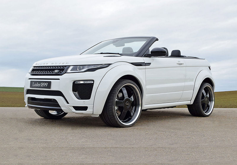 range rover evoque cabrio von loder1899 auto reise creative. Black Bedroom Furniture Sets. Home Design Ideas