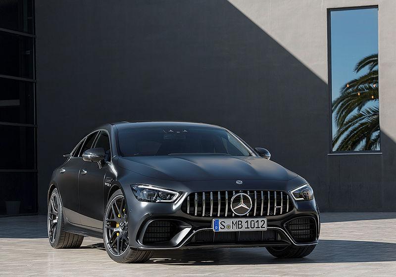 Mercedes S63 Amg Coupe >> Mercedes-AMG GT 4-Türer Coupé | auto-reise-creative