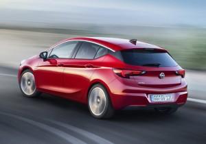 Opel Astra 06