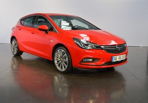 Opel Astra Sitz 02