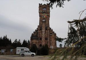 02_Lehesten Altvaterturm
