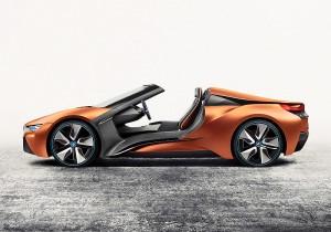 BMW i8 01