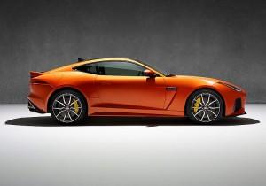 Jaguar FTYPE SVR Update 01