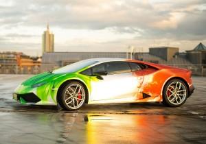 Lamborghini Huracan 01