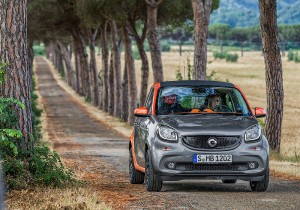 smart forfour 07