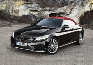 Mercedes Benz C Cabriolet 01