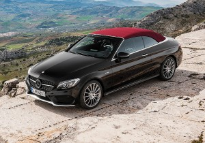 Mercedes Benz C Cabriolet 02