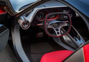 Opel GT Concept Interieur 01
